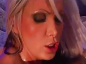 Banging Nikki Benz in bed
