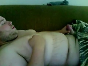Fat Guy Jerkoff