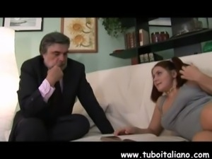 Italian Teen Papy per favore Scopami 2 free