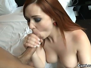 Angell Summers' Asshole turns into a gaping Hole