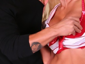 One of the hottest nurses Puma Swede