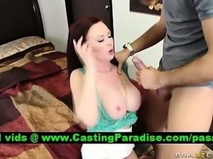 Felony Foreplay brunette milf fucking hard