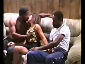 mrskarilynn42il fucks two black guys