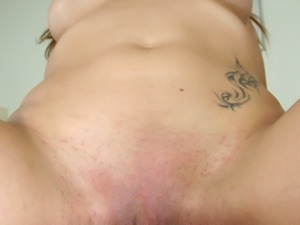 Kinky blonde angel Sara May banged hard