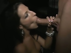 When the drinks started flowing, so did Jmac and Kortney Kane wild lust for...
