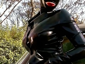 Latex Lucy is so seductive prostitute and she likes to seduces our people ib...
