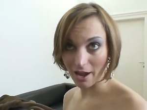 Rocco Siffredi POV movie with delicious honey Barbara ready for everything...