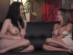 Twistys treat interview with and awesome babe Jelena Jensen and her invited...