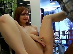 L.T manages to deep bang his wifes arousing friend Violet Monroe deep and hard