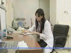 08.Real Celebrity Saori Hara Facial Cum Clinic[STAR-176]