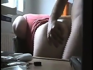 Hidden Camera Anal With Mom
