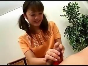 Japanese voice actress hand job 2011