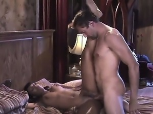 Amazing and hot interracial fuck with a beautiful ebony chick Rane Revere