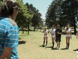 hot girls at the stud farm @ trip season 1, ep. 9