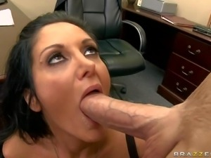 Ava Addams is s shot mom with big tits, meaty