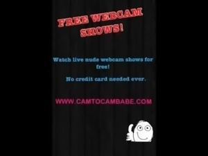 Black girl homemade naked  masturbate on live chat site - camtocambabe.com free