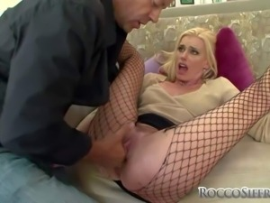 Dicks has been always a weakness for Darryl Hanah. Her