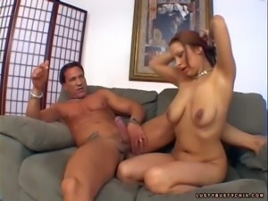 Cheep mature cougar with big natural tits and provocative tattoos on lower...