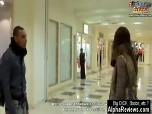 Amateur Maria fucks for money in MyPickUpGirls... Presented By...