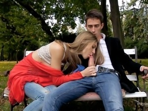 making love in the park