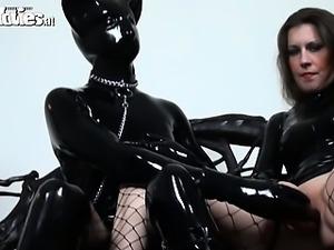 Catsuit Slave