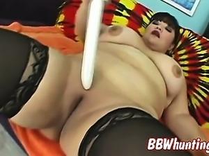 Amazing sexy plumper