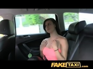 FakeTaxi Prague Beauty gives a great fuck for free taxi rides free