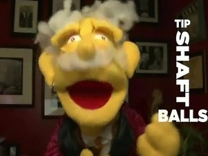 Professor Puppet talks to the ladies and gives advice about what men want in...
