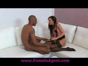 FemaleAgent Casting agent and her amazing body free