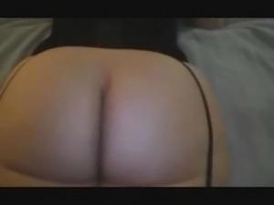 a sexy fat  butt