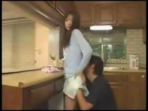 Japanese Wife Fucks Her Husbby Friend