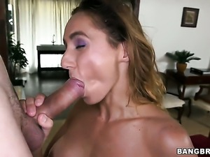 Fiona Rivers with juicy ass is an anal-loving sex addict