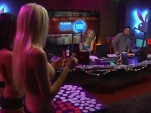 playboy guests exchange gifts @ season 1, ep. 415