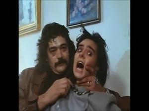 La noche del ejecutor (1992) Spanish birthday: wife & daughter fucked &...