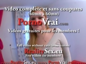 Grosse pute sodomisee par un blackmen fou !!! French amateur