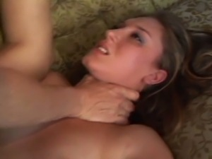 Brunette milf loves rough anal