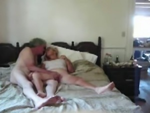 Mature Couple. After 30 years marriage still horny together. Licking my wifes...