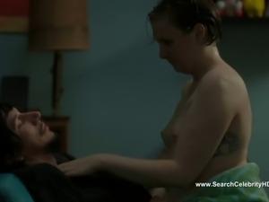 Lena Dunham nude
