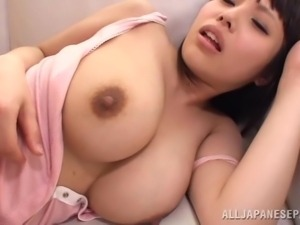 nippon babe fucked and jizzed in the mouth