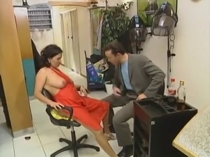 BUSTY GERMAN ANASTASIA  #1 - COMPLETE FILM -B$R