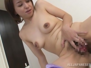 perky nipples mature wants cock in her bushy cunt