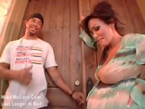 pregnant interracial anal free