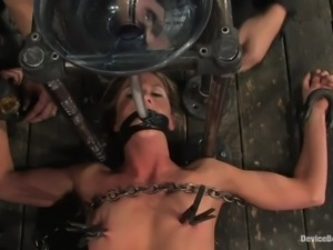 chained and expoited