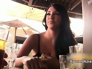 Stunning big tits babe Jelena Jensen part2
