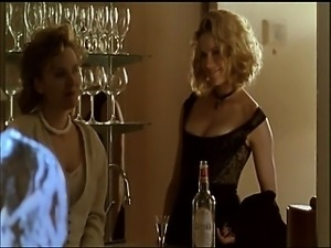 Here is Elisabeth Shue in various nude, topless, and some