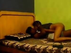 Indian Amateur Couple Having Sex