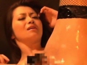 Nippon amateur getting fingered roughly