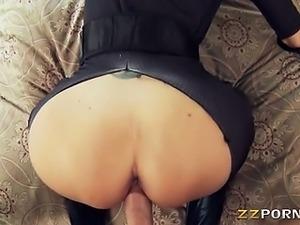 Booby maid Ava Addams big cock fucked