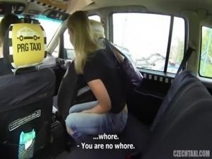 Czech Taxi free