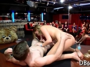 Erotic pussy banging delights